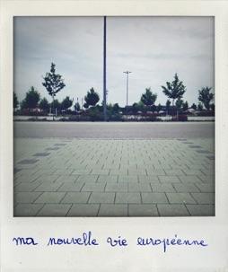 """""""ma nouvelle vie europßeenne"""""""